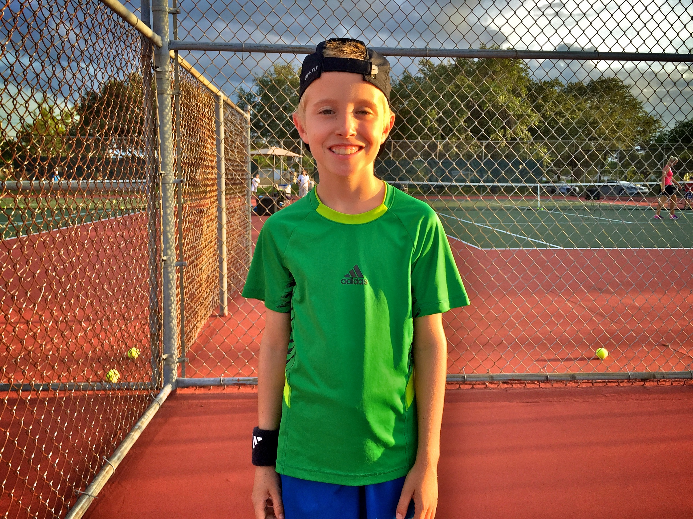 USTA Tennis Ranking List Boys 10 B10 Pathway Florida – December 1, 2015